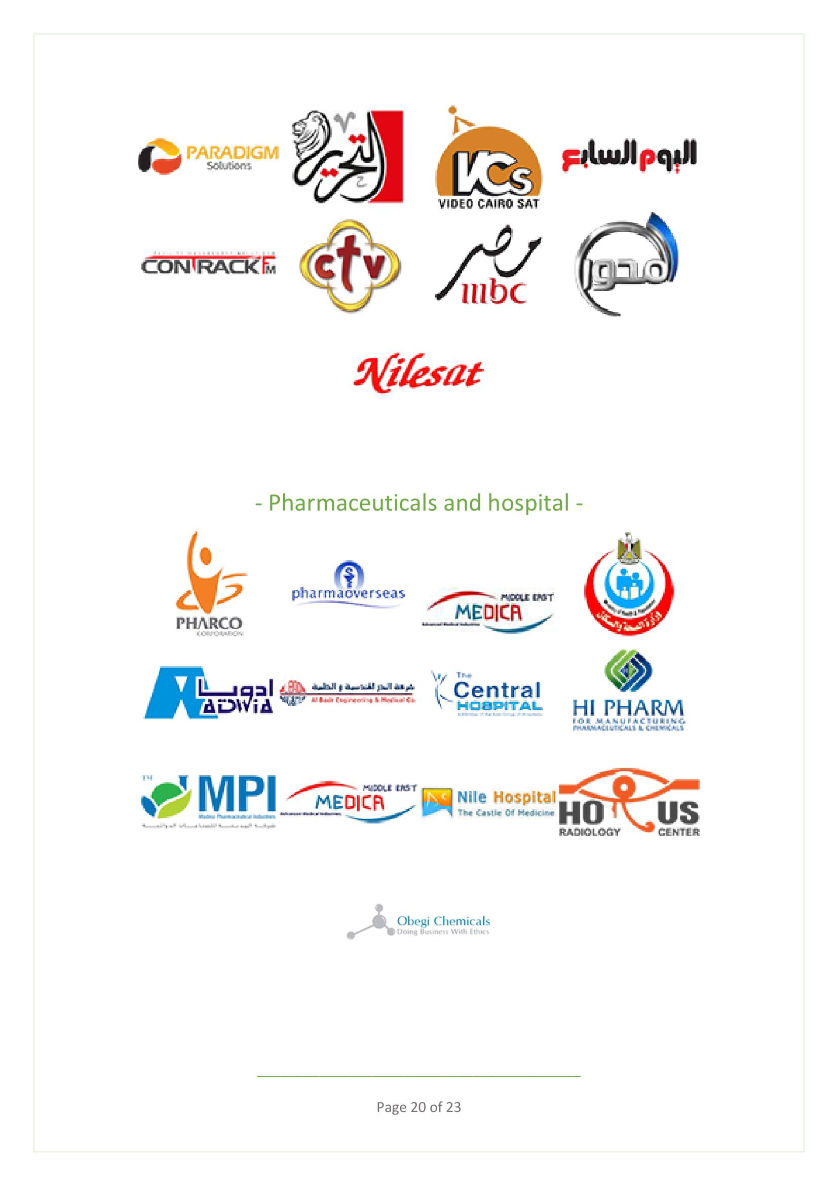 Gateworx Company Profile PDF Design | Moustafa khalil Portfolio